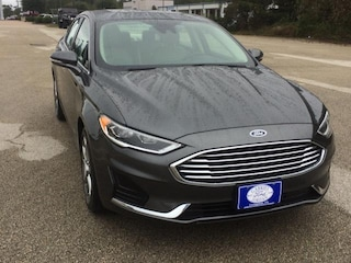 2019 Ford Fusion SEL FWD Car