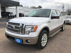 2012 Ford F-150 2WD Supercrew 145 King Ranch Crew Cab Pickup