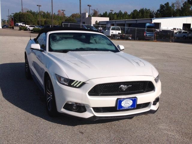 2017 Ford Mustang GT Premium Convertible Convertible