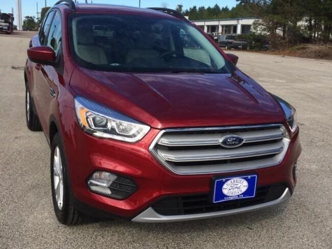 2019 Ford Escape SEL FWD Sport Utility