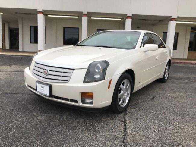 2006 Cadillac CTS 4dr Sdn 2.8L Car