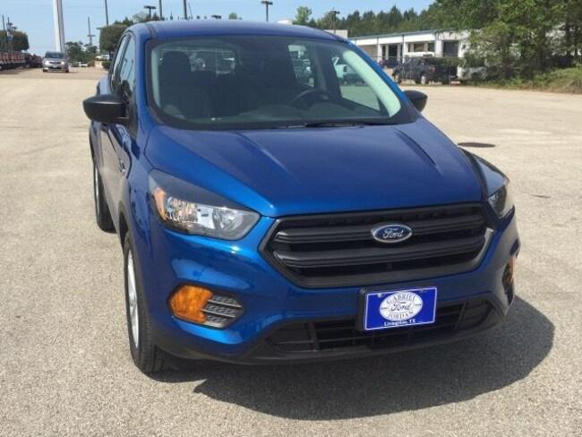 2019 Ford Escape S FWD Sport Utility