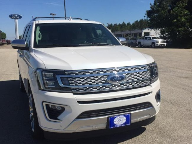 2019 Ford Expedition Platinum 4x2 Sport Utility
