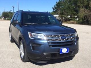 2019 Ford Explorer Base FWD Sport Utility