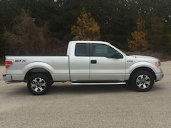 2014 Ford F-150 2WD Supercab 145 STX Extended Cab Pickup