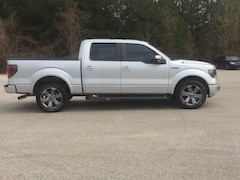 2013 Ford F-150 2WD Supercrew 145 FX2 Crew Cab Pickup