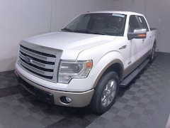 2014 Ford F-150 2WD Supercrew 145 Lariat Crew Cab Pickup