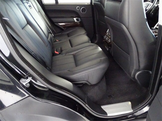Used 2015 Land Rover Range Rover For Sale at Land Rover ...