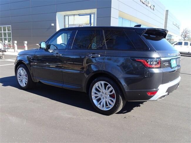 Range Rover Gwinnett >> New 2019 Land Rover Range Rover Sport For Sale at Land ...
