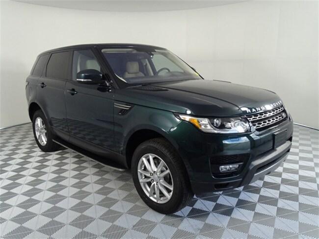 2016 Land Rover Range Rover Sport SE SUV