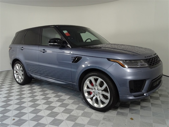 2019 Land Rover Range Rover Sport 5.0L V8 Supercharged Autobiography SUV