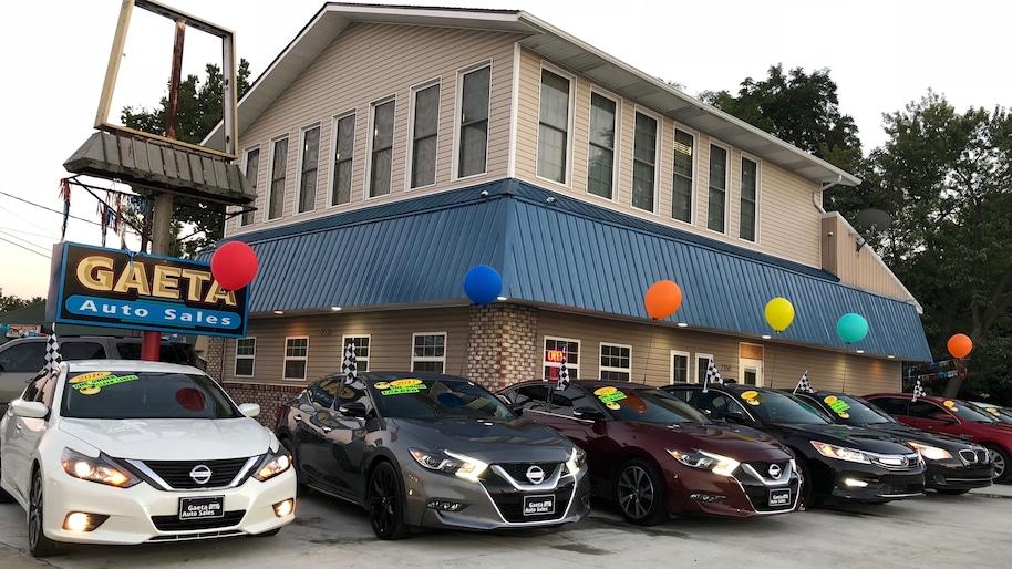 Gaeta Auto Sales Inc Used Dealership In Lafayette In
