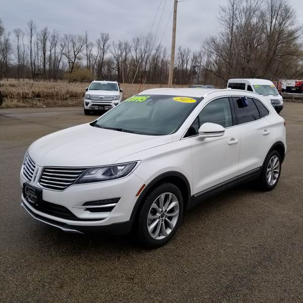 2017 Lincoln MKC Select AWD 4dr SUV SUV