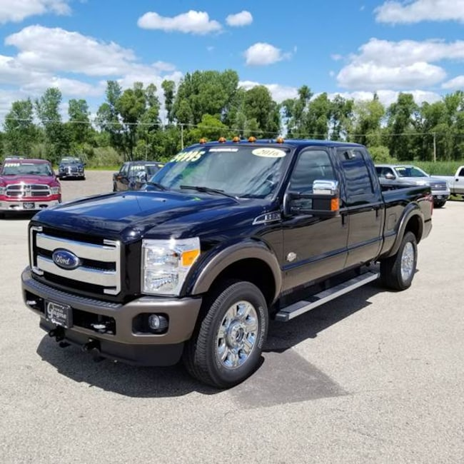 used 2016 ford f 350 super duty for sale at gagne ford inc vin