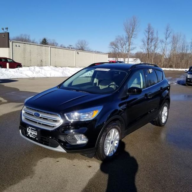 2018 Ford Escape SE AWD 4dr SUV SUV