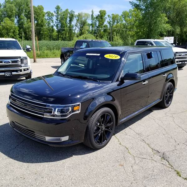 2019 Ford Flex Limited AWD 4dr Crossover w/Ecoboost Wagon