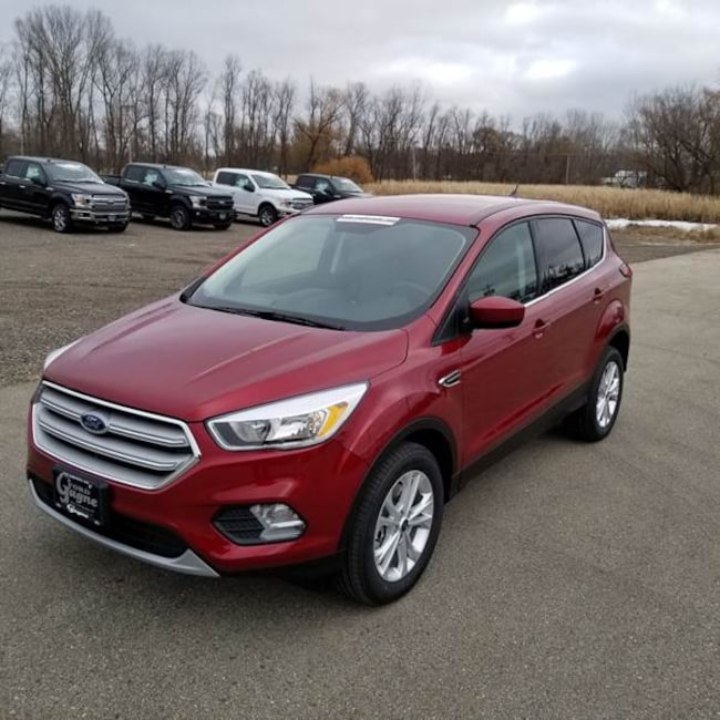 2019 Ford Escape SE 4WD SUV