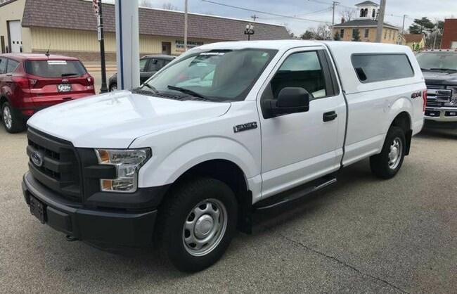 2016 Ford F-150 XL 4x4 2dr Regular Cab 8 ft. LB Pickup Truck