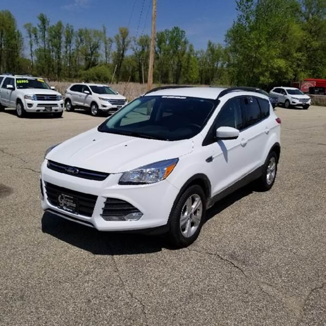 2016 Ford Escape SE AWD 4dr SUV SUV