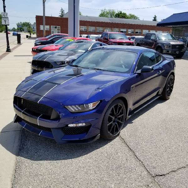 2018 Ford Shelby GT350 Shelby GT350 2dr Fastback Coupe