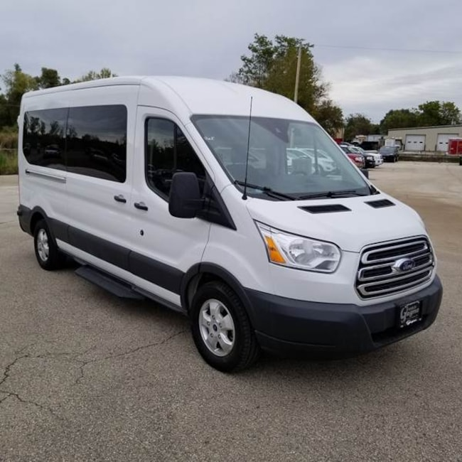 Used 2018 Ford Transit Passenger For Sale At Gagne Ford