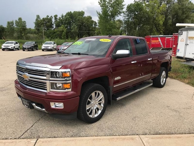 Used 2014 Chevrolet Silverado 1500 For Sale At Gagne Ford Inc Vin