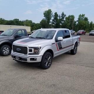 2018 Ford F-150 Lariat SuperCrew 4x4 5.5 ft SB Pickup Truck