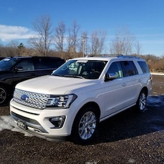 2019 Ford Expedition Platinum 4x4 4dr SUV SUV
