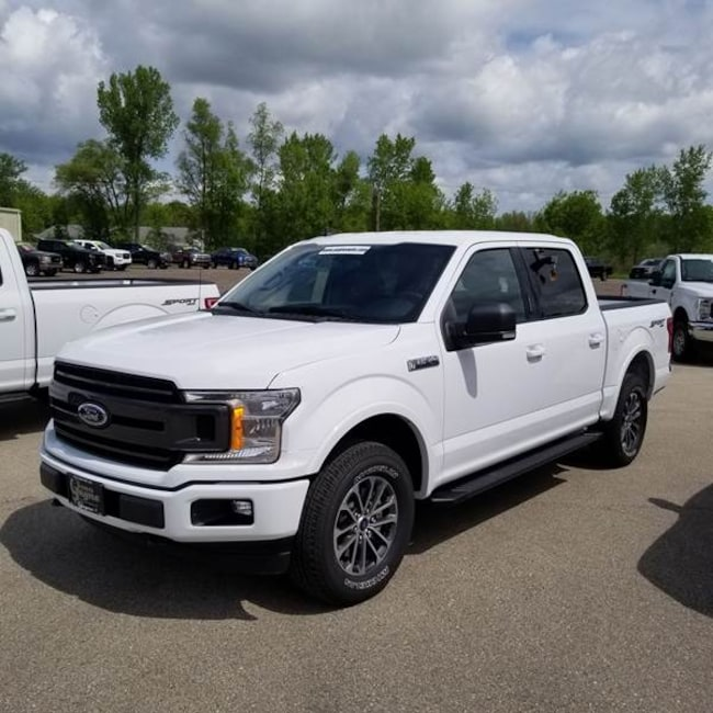 2019 Ford F-150 XLT 4x4 4dr Supercrew 5.5 ft. SB Pickup Truck