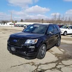2019 Ford Explorer Sport AWD 4dr SUV SUV