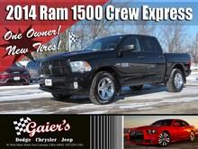 2014 Ram 1500 Tradesman/Express Truck Crew Cab