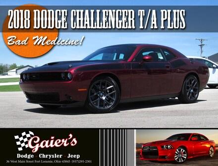 2018 Dodge Challenger T/A PLUS Coupe