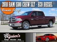 2018 Ram 1500 BIG HORN CREW CAB 4X4 6'4 BOX Crew Cab