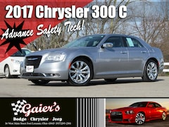 2017 Chrysler 300C C Sedan