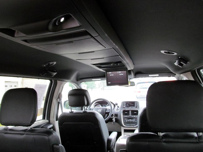 Used 2017 Dodge Grand Caravan Sxt For Sale Fort Loramie Oh