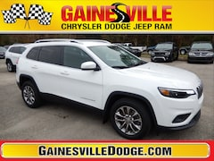 New 2019 Jeep Cherokee LATITUDE PLUS FWD Sport Utility 19Z259 in Gainesville, FL