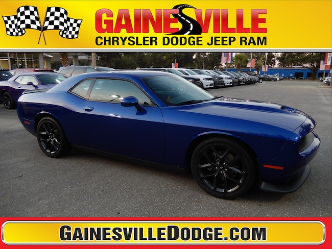 New 2019 Dodge Challenger GT Coupe 19C213 in Gainesville, FL