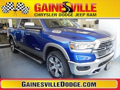 New 2019 Ram 1500 LARAMIE CREW CAB 4X4 5'7 BOX Crew Cab 19T118 in Gainesville, FL