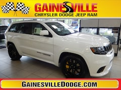 New 2018 Jeep Grand Cherokee TRACKHAWK 4X4 Sport Utility 18Z431 in Gainesville, FL