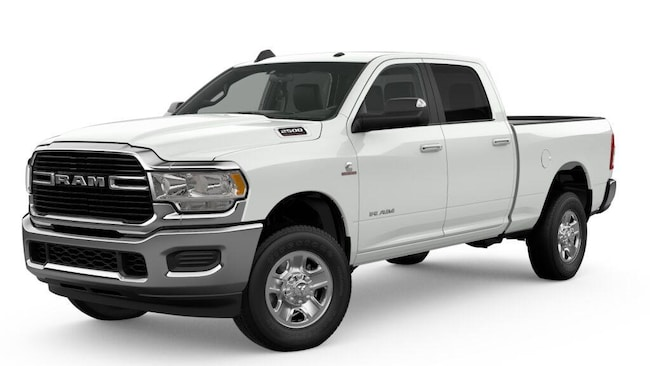 New 2019 Ram 2500 BIG HORN CREW CAB 4X4 6'4 BOX Crew Cab 19T422 in Gainesville, FL