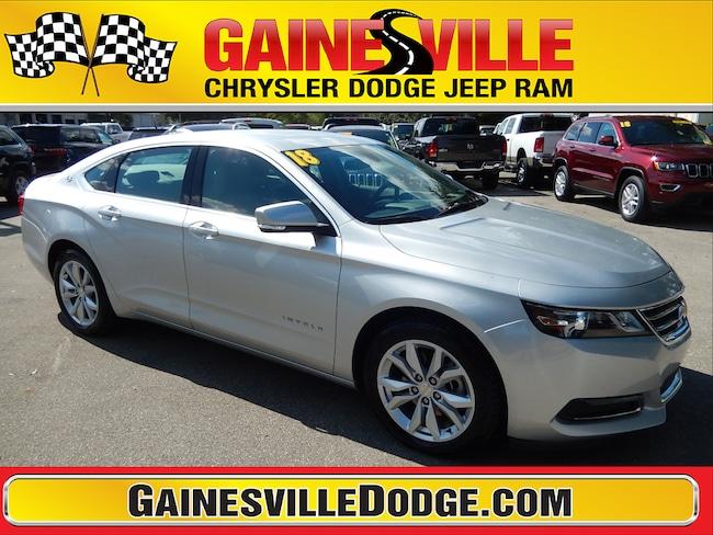 Used 2018 Chevrolet Impala LT w/1LT Sedan in Gainesville, FL