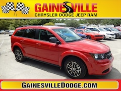 New 2018 Dodge Journey SE Sport Utility 18U664 in Gainesville, FL