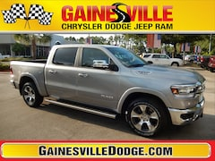 New 2019 Ram 1500 LARAMIE CREW CAB 4X2 5'7 BOX Crew Cab 19T009 in Gainesville, FL