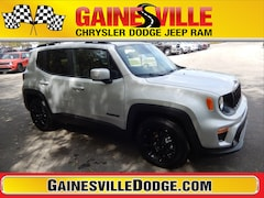 New 2020 Jeep Renegade ALTITUDE FWD Sport Utility 20V270 in Gainesville, FL