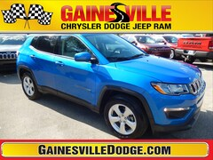 New 2019 Jeep Compass LATITUDE FWD Sport Utility 19E102 in Gainesville, FL