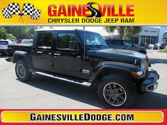 New 2020 Jeep Gladiator OVERLAND 4X4 Crew Cab 20X050 in Gainesville, FL