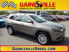 New 2019 Jeep Cherokee LATITUDE FWD Sport Utility 19Z355 in Gainesville, FL