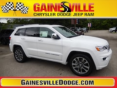 New 2018 Jeep Grand Cherokee OVERLAND 4X2 Sport Utility 18Z618 in Gainesville, FL