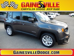 New 2018 Jeep Renegade LATITUDE 4X2 Sport Utility 18V874 in Gainesville, FL
