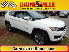 New 2019 Jeep Compass LIMITED FWD Sport Utility 19E307 in Gainesville, FL